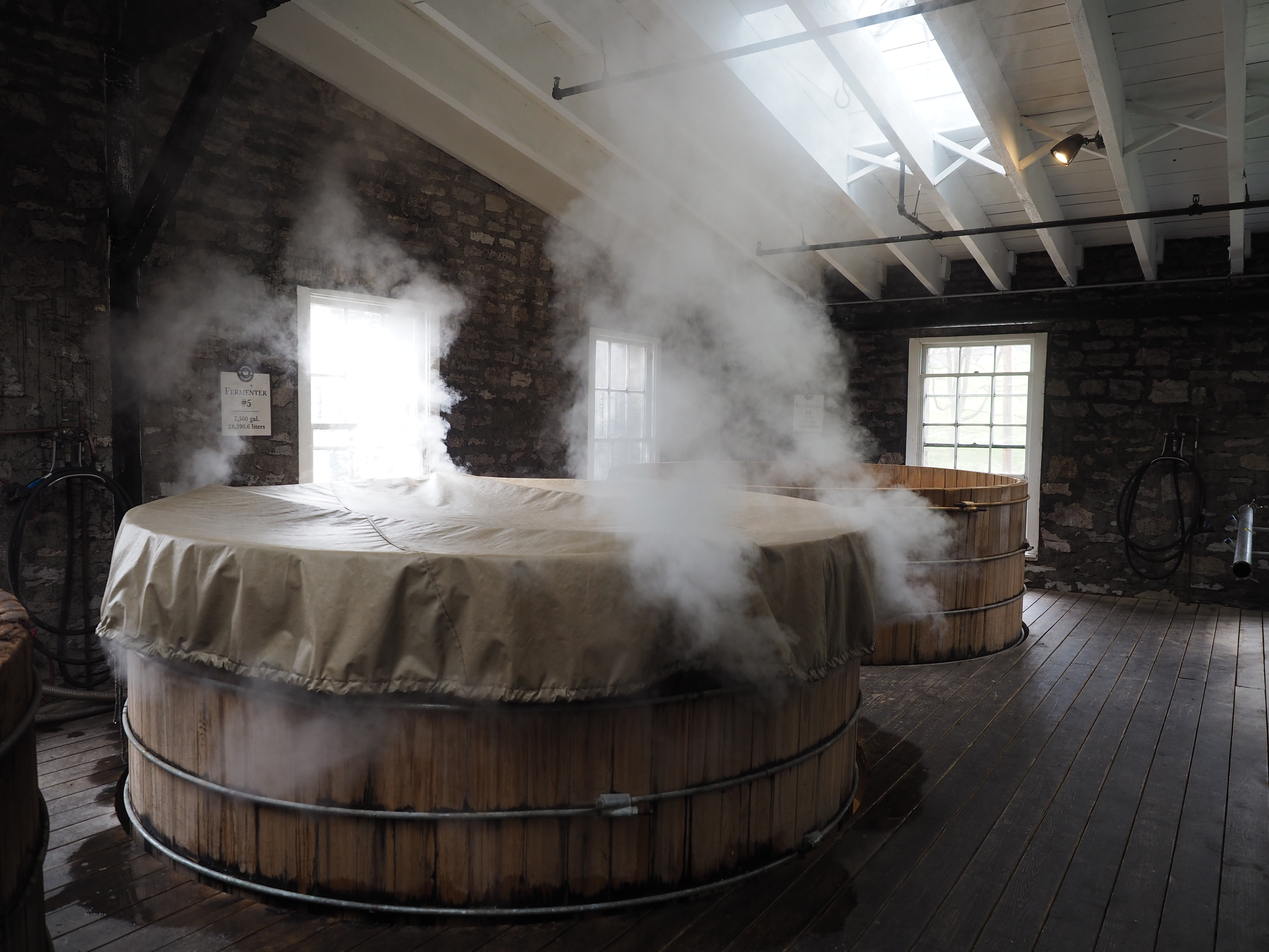 Home brewing beer at a large scale